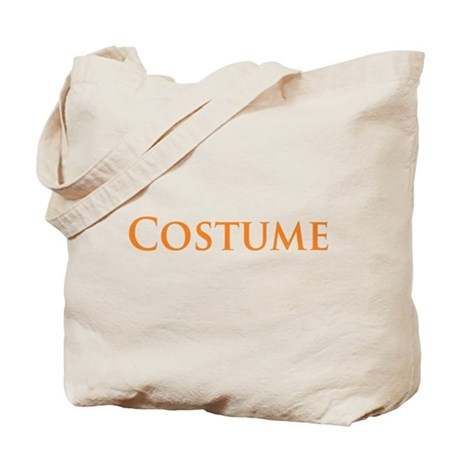 This is My Halloween Costume Tote Bag
