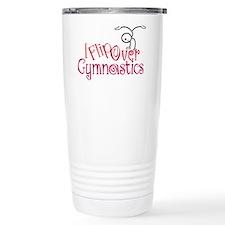 I Flip Over Gymnastics Travel Mug