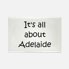 Cool Adelaide Rectangle Magnet