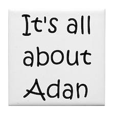 Funny Adan Tile Coaster