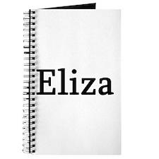 Eliza - Personalized Journal