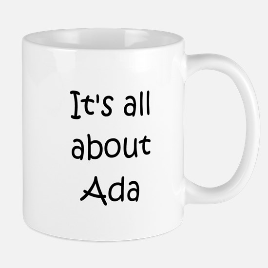 Cute Ada Mug