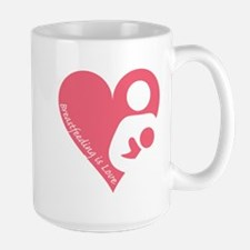 Breastfeeding is Love Mug