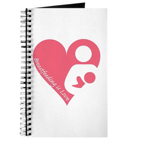 Breastfeeding is Love Journal