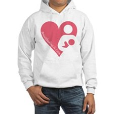 Breastfeeding is Love Jumper Hoody