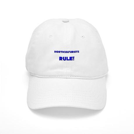 Horticulturists Rule! Cap