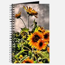 Sunflower Dream Journal