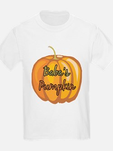 Baba's Pumpkin T-Shirt