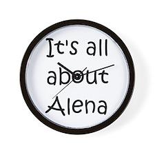 Alena Wall Clock