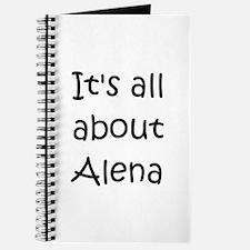 Unique Alena Journal