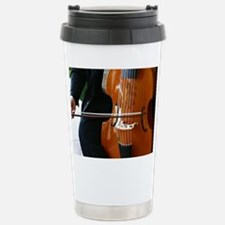 Viols in Our Schools Viola da Gamba Travel Mug