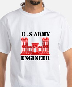 Army Engineer Castle Shirt