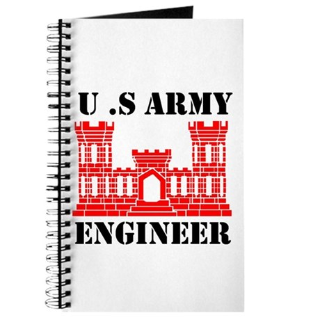 Army Engineer Castle Journal