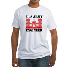 Army Engineer Castle Shirt