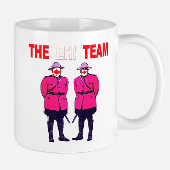 The Eh! Team Mug