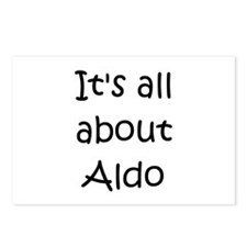 Funny Aldo Postcards (Package of 8)