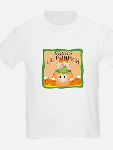 Nana's Pumpkin T-Shirt