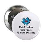 Think Before You Judge Autism 2.25