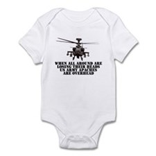 Apache H-64D Infant Bodysuit