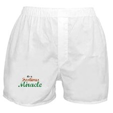 Festivus Miracle Boxer Shorts