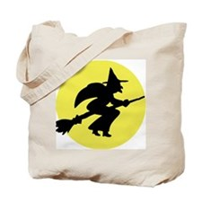 Halloween Witch Candy Tote Bag