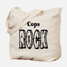 Cops Tote Bag