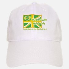 Ecology Union Jack Baseball Baseball Cap