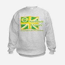 Ecology Union Jack Sweatshirt