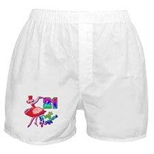 21st Birthday Boxer Shorts