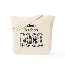 Choir Teacher Tote Bag