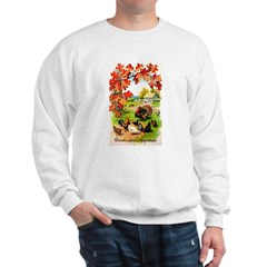 Thanksgiving Greetings Sweatshirt
