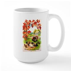 Thanksgiving Greetings Mug