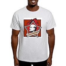 Soviet Ash Grey T-Shirt