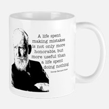 Shaw Quote Mug