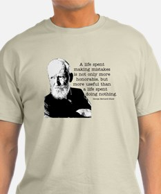 Shaw Quote T-Shirt