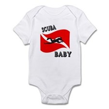 Scuba Baby Infant Bodysuit