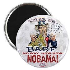 Vote or Barf Anti-Obama Magnet