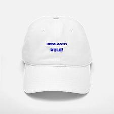 Hippologists Rule! Baseball Baseball Cap