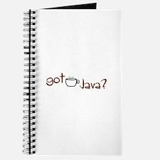 Got Java? Journal