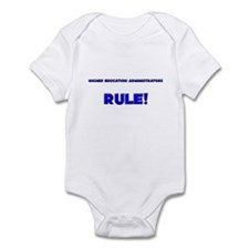 Higher Education Administrators Rule! Infant Bodys