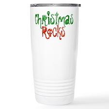 Christmas Rocks Travel Mug