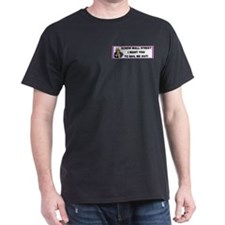 Screw Wall Street T-Shirt