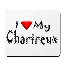 Chartreux Mousepad