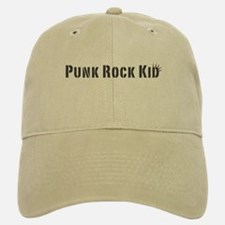 Punk Rock Kid (new) Baseball Baseball Cap