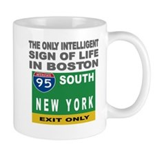 Boston Intelligence Mug