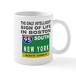 Boston Intelligence Mug