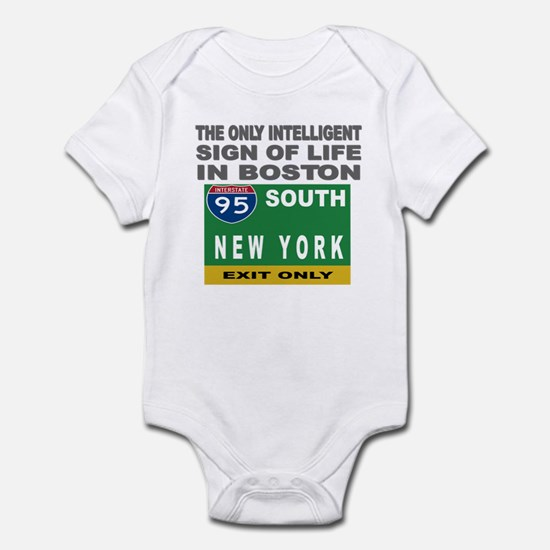 Boston Intelligence Infant Bodysuit