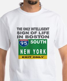 Boston Intelligence Shirt