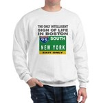 Boston Intelligence Sweatshirt