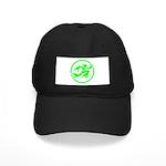 'Running Wizard' Black Cap